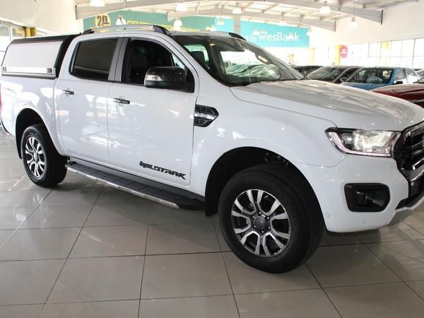 2019 Ford Ranger 2.0TDCi WILDTRAK 4X4 Auto Double Cab Bakkie Gauteng Alberton_0