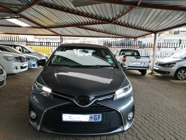 2014 Toyota Yaris 1.5 Hybrid 5-Door Gauteng Jeppestown_0
