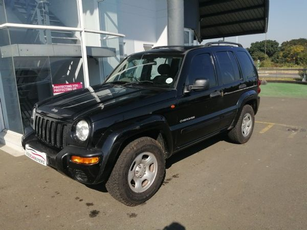 2005 Jeep Cherokee 2.5 Crd Limited  Kwazulu Natal Mount Edgecombe_0