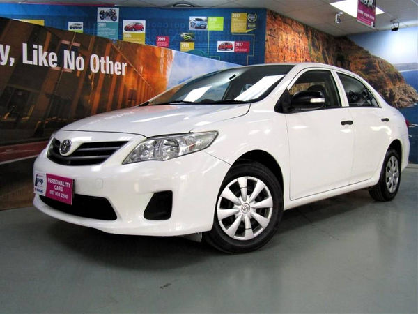 2013 Toyota Corolla 1.3 Professional  Gauteng Johannesburg_0