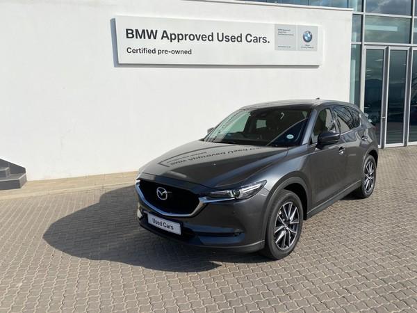 2017 Mazda CX-5 2.2DE Akera Auto AWD Mpumalanga Nelspruit_0