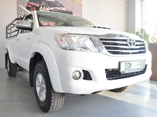 2015 Toyota Hilux 3.0 D-4D LEGEND 45 RB Single Cab Bakkie Free State Bloemfontein_0