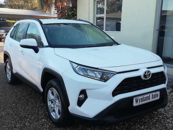2019 Toyota Rav 4 2.0 GX CVT Western Cape Worcester_0