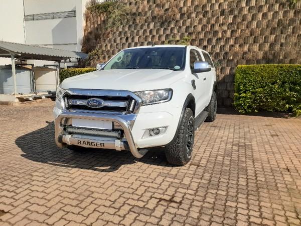 2016 Ford Ranger 3.2TDCi XLT 4X4 AT PU SUPCAB Mpumalanga Nelspruit_0