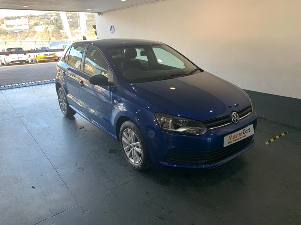 2020 Volkswagen Polo Vivo 1.4 Trendline 5-Door Gauteng Alberton_0
