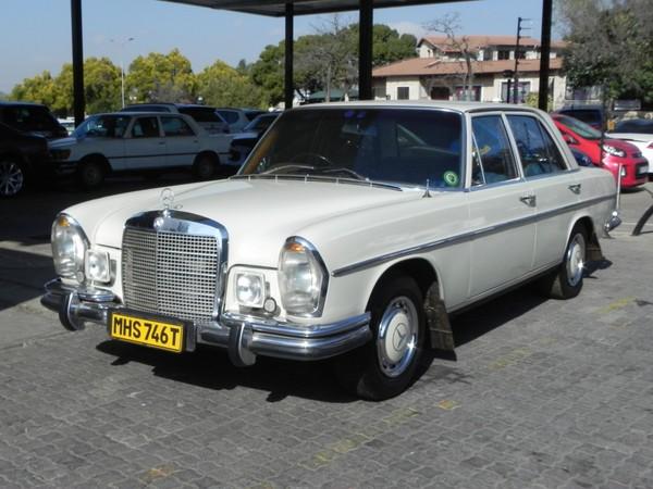 1967 Mercedes-Benz E-Class 250 SE W108 Gauteng Sandton_0