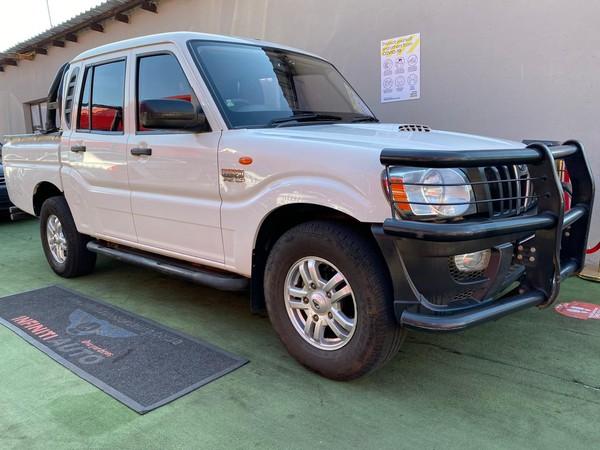 2014 Mahindra Scorpio 2.2 CRDe mHAWK Double cab bakkie Gauteng Boksburg_0