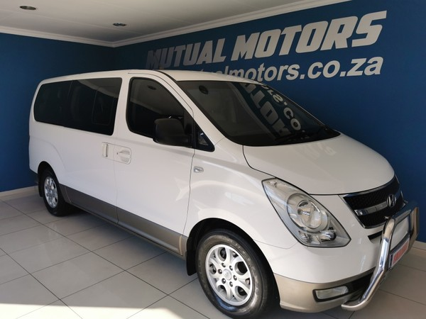 2012 Hyundai H1 2.5 Crdi Wagon At  Gauteng Pretoria_0