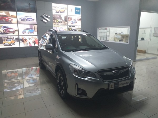 2016 Subaru XV 2.0 Western Cape Paarl_0