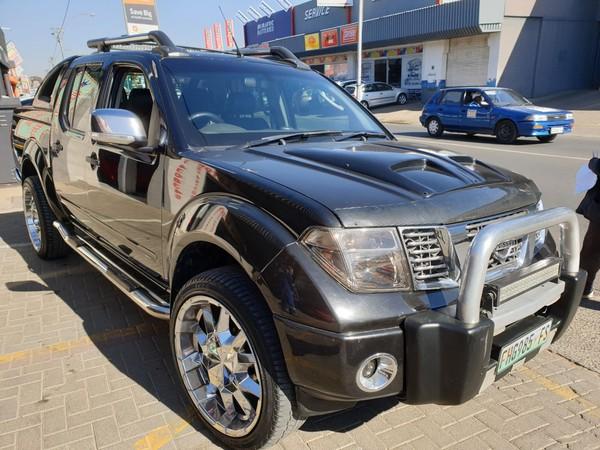 2008 Nissan Navara 2.5 Dci Pu Dc  Free State Bloemfontein_0