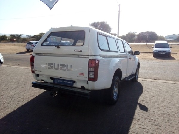 2019 Isuzu D-MAX 250 HO Fleetside Single Cab Bakkie Limpopo Nylstroom_0