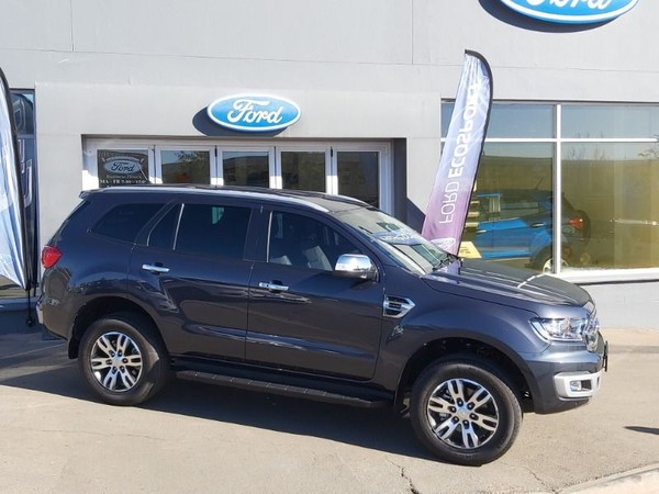 2020 Ford Everest 2.0D XLT Auto Western Cape Oudtshoorn_0