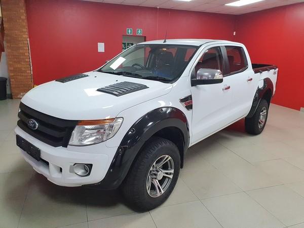 2013 Ford Ranger 3.2tdci Xlt 4x4 Pu Dc  Gauteng Nigel_0