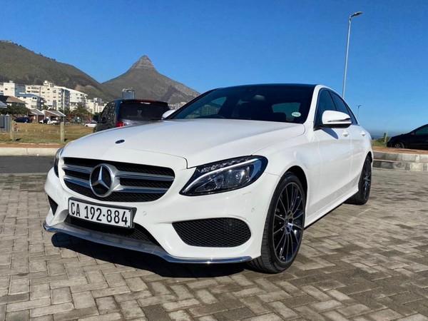 2018 Mercedes-Benz C-Class C200 AMG line Auto Western Cape Plumstead_0