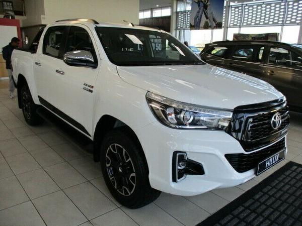 2020 Toyota Hilux 2.8 LEGEND 4X2 AUTO DOUBLE CAB  Gauteng Midrand_0