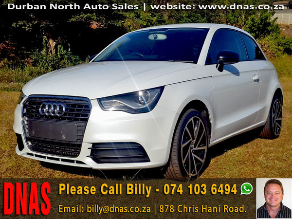 2014 Audi A1 1.4t Fsi  Attraction S-tron 3dr  Kwazulu Natal Durban North_0