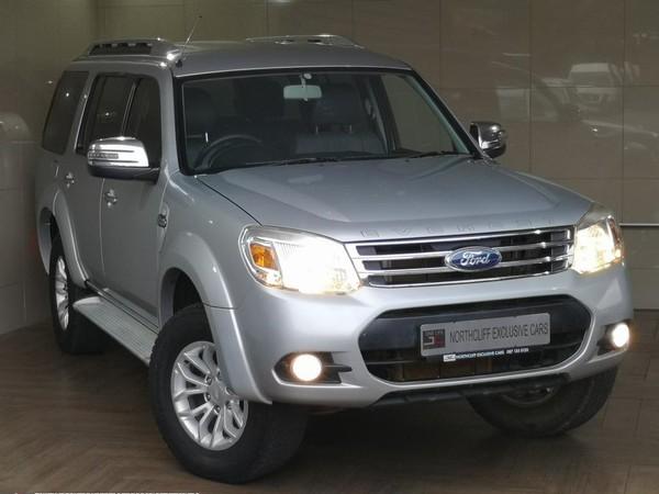 2013 Ford Everest 3.0TDCi XLT M Gauteng Randburg_0