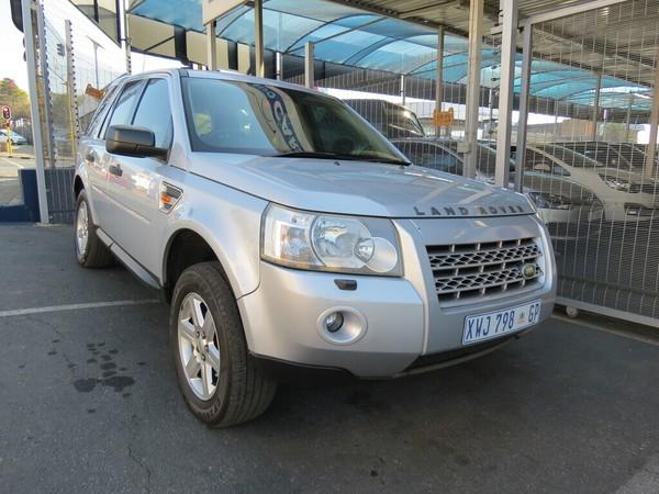 2008 Land Rover Freelander Ii 2.2 Td4 Se At  Gauteng Johannesburg_0