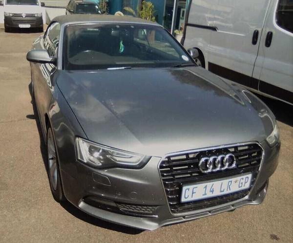 2012 Audi A5 2.0 Tdi Cab Multi  Gauteng Pretoria_0