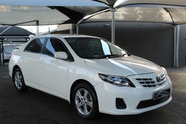 2013 Toyota Corolla 1.3 Advanced  Gauteng Johannesburg_0