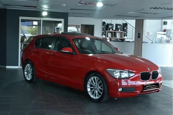 2013 BMW 1 Series 116i 5dr At f20  Gauteng Johannesburg_0