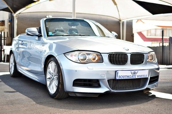 2011 BMW 1 Series 135i Convertible At  Gauteng Johannesburg_0