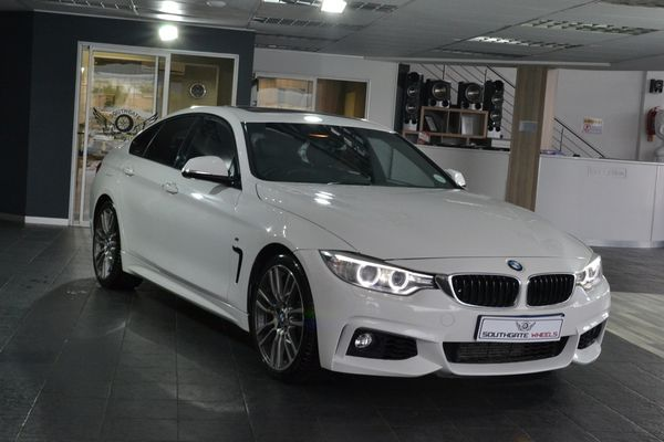 2015 BMW 4 Series 420i Gran Coupe Auto Gauteng Johannesburg_0