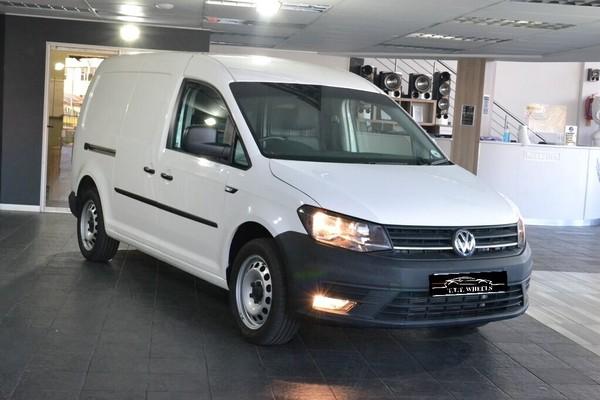 2019 Volkswagen Caddy MAXI 2.0TDi 81KW FC PV Gauteng Johannesburg_0