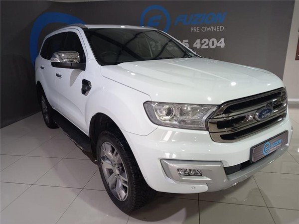 2017 Ford Everest 3.2 LTD 4X4 Auto Western Cape Goodwood_0