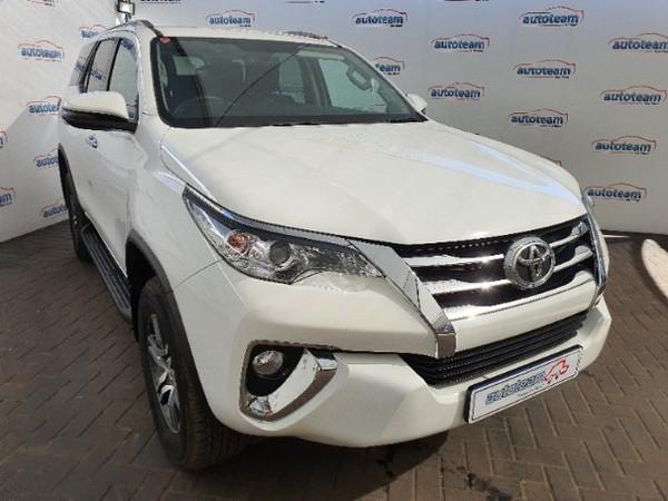 2019 Toyota Fortuner 2.4GD-6 RB Auto Gauteng Boksburg_0