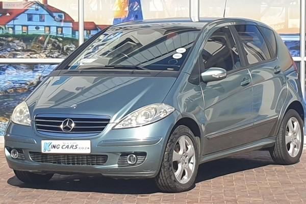 2006 Mercedes-Benz A-Class A 200 Avantgarde  Eastern Cape Port Elizabeth_0