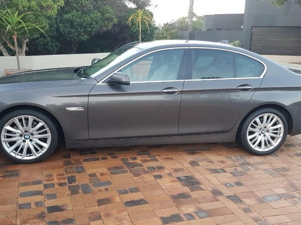 2010 BMW 5 Series 530d Innovation At f10  Western Cape Cape Town_0