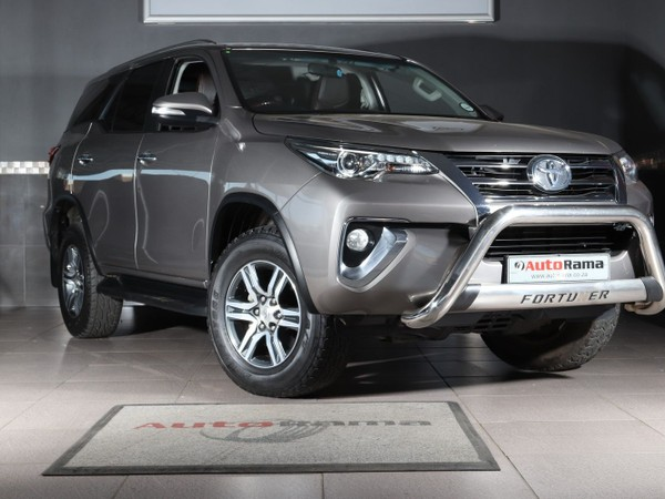 2016 Toyota Fortuner 2.8GD-6 RB North West Province Klerksdorp_0