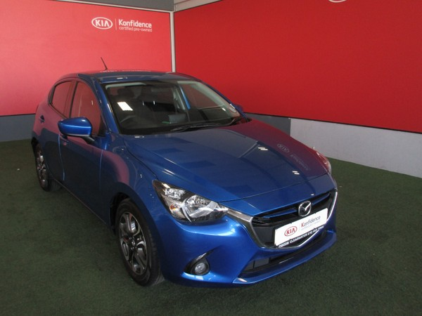 2017 Mazda 2 1.5 Individual 5-Door Gauteng Four Ways_0