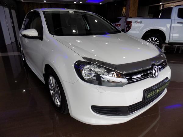 2012 Volkswagen Golf Vi 1.6 Tdi Bluemotion  Western Cape Stellenbosch_0