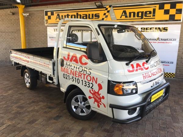 2019 JAC X200 S 2.8 TD 1.5TON SC DS Western Cape Bellville_0