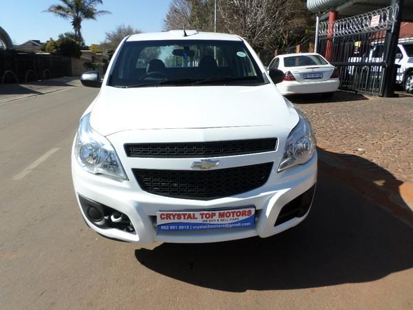 2016 Chevrolet Corsa Utility 1.4 Club Pu Sc  Gauteng Kempton Park_0
