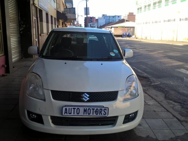 2009 Suzuki Swift 1.5 Gl  Gauteng Johannesburg_0