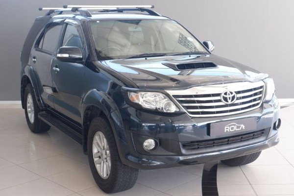 2013 Toyota Fortuner 3.0d-4d Rb At  Western Cape Somerset West_0