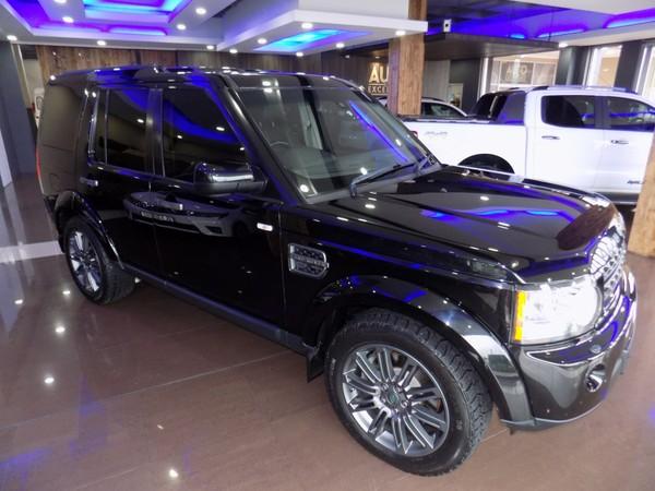 2014 Land Rover Discovery 4 5.0 V8 Hse  Western Cape Stellenbosch_0
