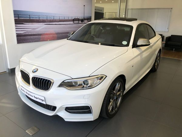 2016 BMW 2 Series M235i Auto Gauteng Springs_0