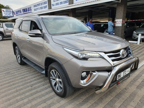2016 Toyota Fortuner 2.8GD-6 RB Limpopo Polokwane_0