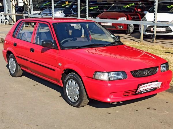 2003 Toyota Tazz 130  Gauteng Vereeniging_0