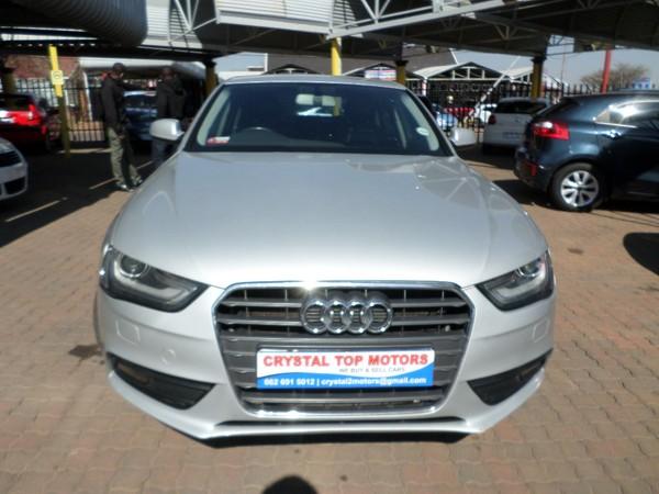 2013 Audi A4 1.8t Attraction Multi b8  Gauteng Kempton Park_0