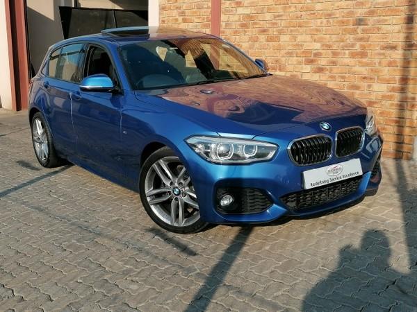 2016 BMW 1 Series 120i M Sport 5-Door Auto Gauteng Boksburg_0