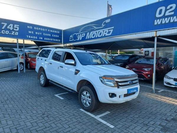 2012 Ford Ranger 2.2tdci Xls Pu Dc  Western Cape Bellville_0