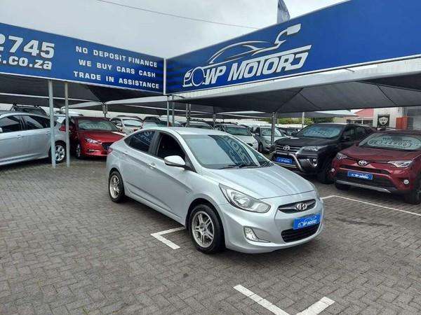 2011 Hyundai Accent 1.6 Gls  Western Cape Bellville_0