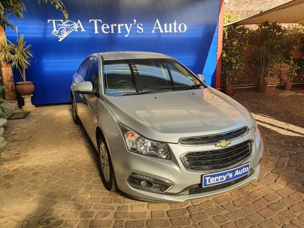 2016 Chevrolet Cruze 1.4t LS Auto Gauteng Edenvale_0