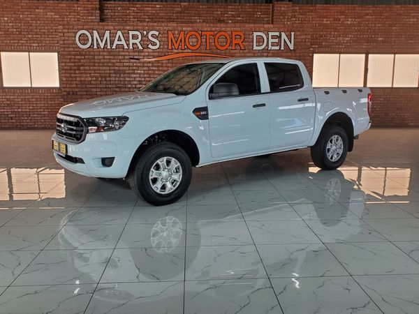 2020 Ford Ranger 2.2TDCi XL Auto Double Cab Bakkie Mpumalanga Witbank_0