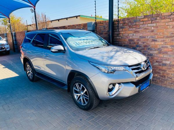 2017 Toyota Fortuner 2.8GD-6 RB Auto Gauteng Pretoria_0